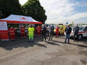 Protocollo ANAS E CRI per la sicurezza degli autotrasportatori