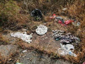 """Abbandono selvaggio rifiuti, Fare Verde: """"Ancora nessun intervento"""""""