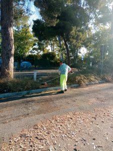 Igiene ambientale e verde, proseguono le attività delle squadre di CSP