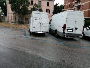 "Fontana (GCISDU): ""Regolari i furgoni in sosta sulla trincea ferroviaria?"