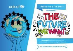 Unicef, un manifesto per il futuro