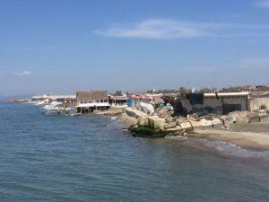 Erosione coste Lazio, Legambiente: