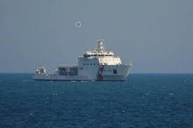 Pesca, conclusa l'attivita' di vigilanza della nave Gregoretti della Guardia Costiera