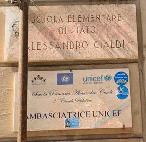 Unicef ringrazia di cuore l'associazione Icaro di Civitavecchia