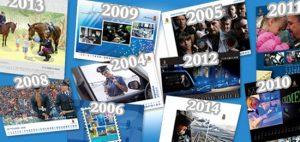 Pronto il calendario della Polizia di Stato pro Unicef