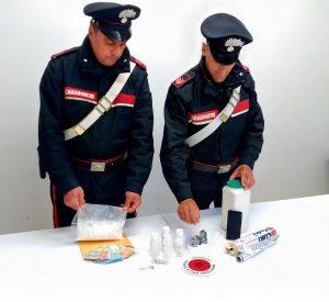 Vendeva cocaina nel ristorante: arrestato dai Carabinieri