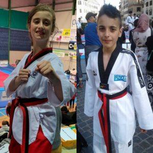 È il momento del grande spettacolo: il Taekwondo Festival