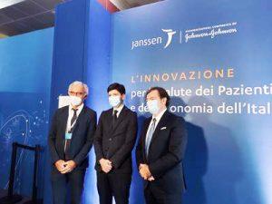 Janssen Latina, in arrivo 58 mln