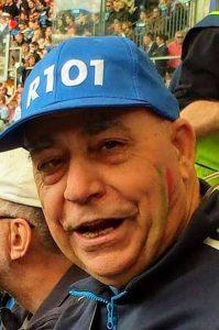 Il grande sport è fatto di grande uomini: lo dimostra Lorenzo Capponi, il volontario del Crc sempre attento e vigile alle norme anti Covid-19