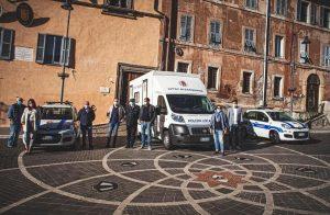 Sicurezza, una nuova postazione mobile per la Polizia locale di Tarquinia