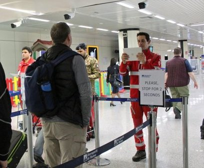 Variante Covid inglese: aeroporto blindato