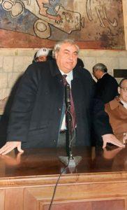 Tarquinia oggi ricorda Luigi Daga e piange la scomparsa di Lucio Bonifazi