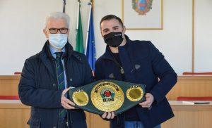 Michael Magnesi, venerdì ricco di appuntamenti con gli omaggi dei sindaci di Civitavecchia e Fondi