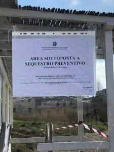Sequestrata la scala esterna dell'Isola del pescatore a Santa Severa