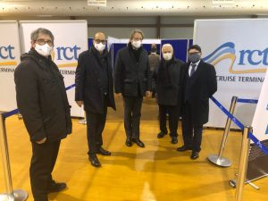 Ripresa crociere, Musolino: ''Dal Porto di Roma importante segnale per sicurezza e salute dei passeggeri''
