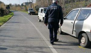 Cerveteri: municipale impegnati in tre distinti incidenti