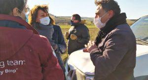 Esondazione del Mignone: stamane a Tarquinia sopralluogo allargato anche agli agricoltori