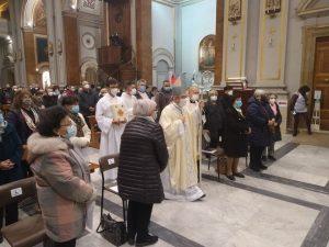 Giornata del malato, il vescovo Ruzza in Cattedrale: ci rivolgiamo a Maria per chiedere la guarigione dalle tante malattie