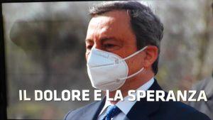 Giornata nazionale delle vittime del Covid, Draghi: questo è il giorno in cui dobbiamo sentirci più uniti. Grazie ai nuovi mille