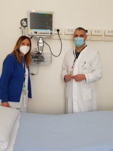 Nuova Obi all'ospedale di Tarquinia: diagnosi, stabilizzazione e trattamento veloce al pronto soccorso