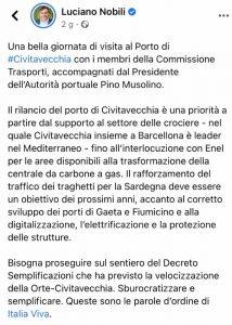 Riconversione di Tvn, Giannini (Pd) invita Italia Viva e Marietta Tidei a chiarire la propria posizione