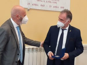 Il ministro Garavaglia in visita al porto di Civitavecchia, Tedesco: straordinaria vicinanza alla nostra città e al comprensorio