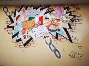 Cerveteri: la scuola Don Milani si rifà il look con 'Coloriamo la nostra scuola'