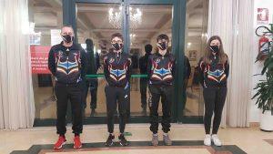 Debby Roller Team, successo per i due titoli ottenuti ai campionati italiani Indoor