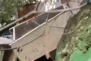 «Cerveteri, centinaia di frigoriferi abbandonati a Monte Abatone»