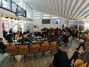 Crisi Alitalia, il consiglio comunale di Fiumicino prova a dare delle soluzioni