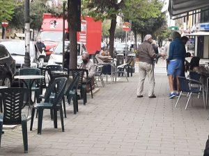 Il servizio all'aperto non soddisfa i ristoratori