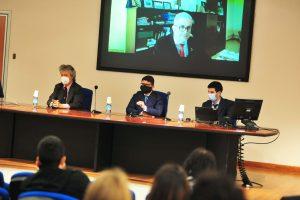 Adsp: l'aula formazione intitolata a Raffaele Meloro