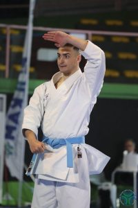 Il tarquiniese Mirko Barreca medaglia d'argento ai campionati italiani under 21