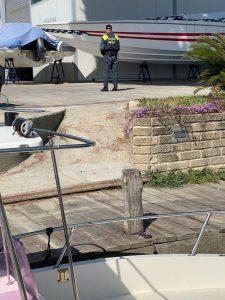 Sequestrato cantiere navale sul Tevere