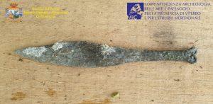 Importante scoperta archeologica nel lago di Bolsena