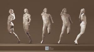 Il Colosso di Rodi ''rivive'' a Civitavecchia