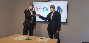Comune di Montalto di Castro ed Enel firmano accordo di sostenibilità: iniziative a favore del territorio e della collettività