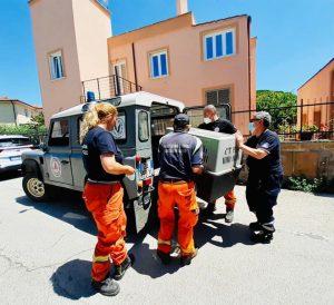 La spinosa della Piagiola lasciata libera alla Civita