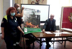 Campagna antincendio boschivo, vertice tra Prociv, Aeopc, forze dell'ordine e Vigili del fuoco