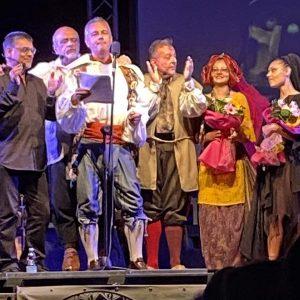 ''Don Chisciotte 2.0'', grande successo alle Terme Taurine