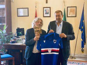 Tarquinia e Sampdoria calcio verso un'intesa