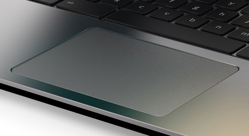 Chromebook 714, il laptop con lo chassis in alluminio